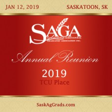 Ag Grad Reunion Ticket - 2019