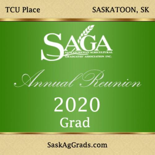 Tcu Graduation 2020.Ag Grad Reunion Ticket 2020
