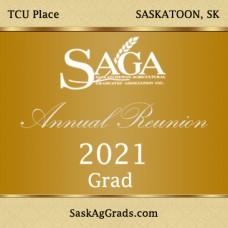 Ag Grad Reunion Ticket - 2021